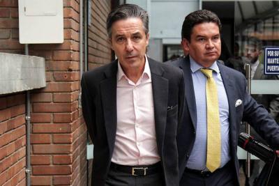 Envían a prisión al exgerente de la campaña presidencial de Santos