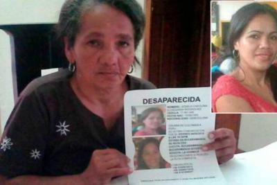 Venezolana busca a su hija migrante desaparecida en Bucaramanga