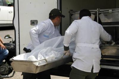 Una mujer en Girón falleció al ser arrollada por un bus fuera de control