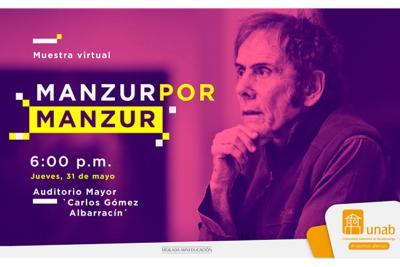 El maestro David Manzur visitará la UNAB