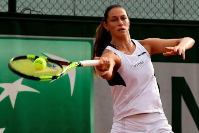 Mariana Duque fue eliminada en la segunda ronda del Roland Garros