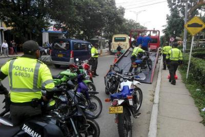 Aumentan los controles  al transporte informal  en el área metropolitana