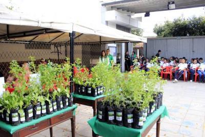 Estrategia 'Somos Agro Huertas' por la salud local