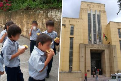 Representante de Surcolombiana busca acuerdo con la Fiscalía tras escándalo del PAE en Santander