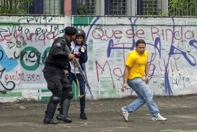 La OEA crea grupo para investigar manifestaciones violentas en Nicaragua