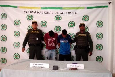 Los niños se convirtieron en blanco de los ladrones en Barrancabermeja