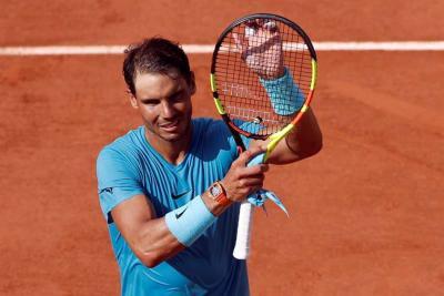 Nadal aplastó a Pella y sigue firme en su objetivo de ganar Roland Garros