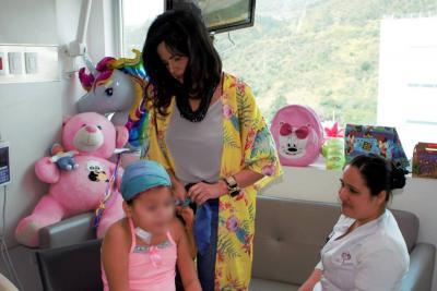 Participe en el seminario gratuito de asesoría de imagen para pacientes con cáncer en Santander