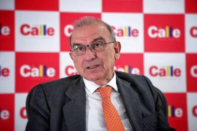 Humberto De la Calle también votará en blanco
