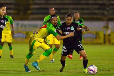 Con Yoreli Rincón, Atlético Huila se coronó campeón de la Liga Femenina de fútbol