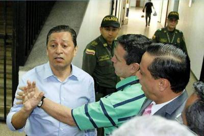 Suspenden audiencia contra Luis Francisco Bohórquez por caso Manantial de Amor