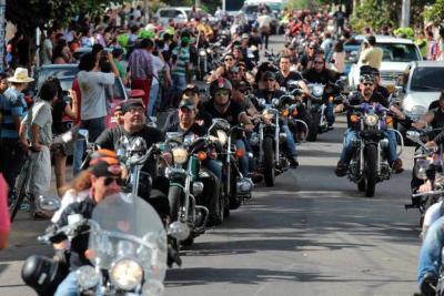 Cientos de harlistas rodarán por Bucaramanga y su área este fin de semana