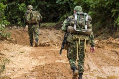 Asesinado soldado que ayudaba a damnificados por Hidroituango