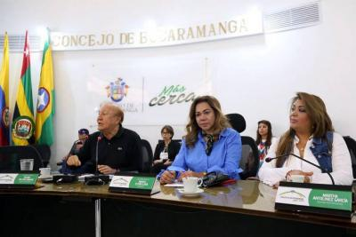Conozca cuáles son los peores y mejores concejales de Bucaramanga