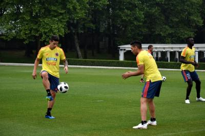 Colombia se mide con Egipto en amistoso previo al Mundial
