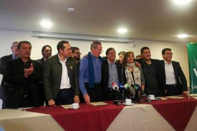 Alianza Verde se adhiere a Gustavo Petro para la segunda vuelta