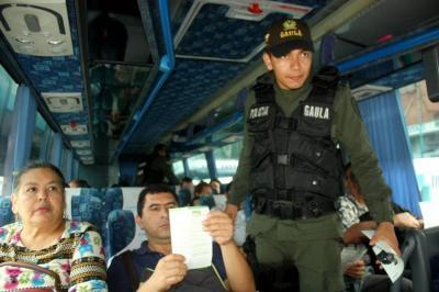 Rescatada niña de 3 años secuestrada en el sur de Bolívar