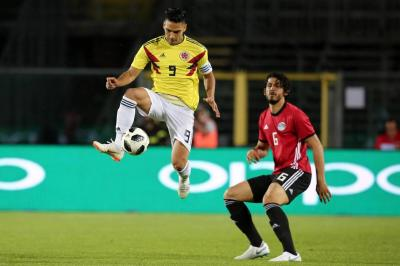 Colombia controló el juego, pero fue inofensivo en ataque