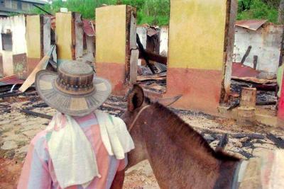 Declaran crímenes de lesa humanidad a las masacres del Aro, San Roque y La  Granja