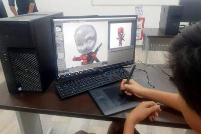 Entrenamientos digitales continúan en el PVD Lab