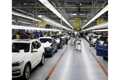 Matrícula para carros nuevos llegan a 94.903