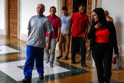 Nuevo grupo de 'presos políticos' en Venezuela será liberado este sábado