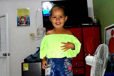 Buscan a niña de 3 años raptada en el sur de Bolívar