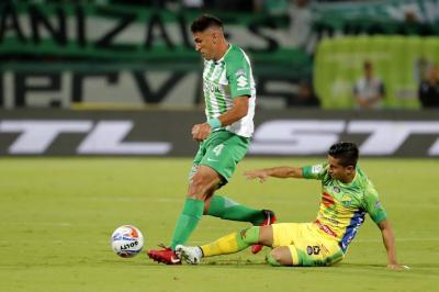 Atlético Nacional y su sufrida clasificación a la final de la Liga