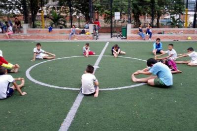 Los niños tendrán 20 escuelas deportivas para las vacaciones