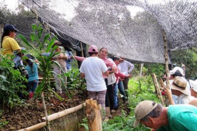 Potencian liderazgo rural con experiencias reales