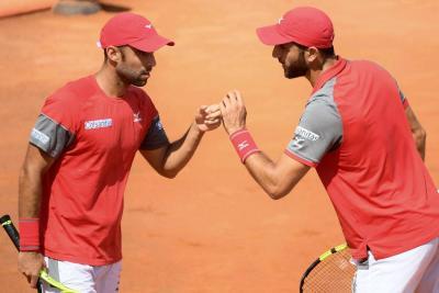 Colombianos Cabal y Farah avanzaron a cuartos de final de dobles de Roland Garros