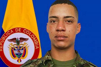 Disidencias de las Farc asesinaron a un soldado en Antioquia