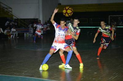 Dos derrotas en línea suma el microfútbol de Bucaramanga