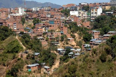 Riesgo de emergencia  sigue latente en Bucaramanga y el área metropolitana