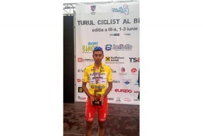Iván Ramiro Sosa se quedó con el título del Tour de Bihor