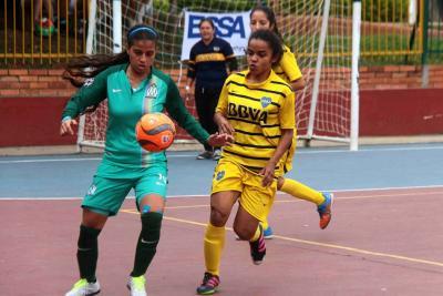 Olimpy, el mejor equipo en la categoría femenina
