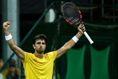 El colombiano Robert Farah clasificó a las semifinales del Roland Garros