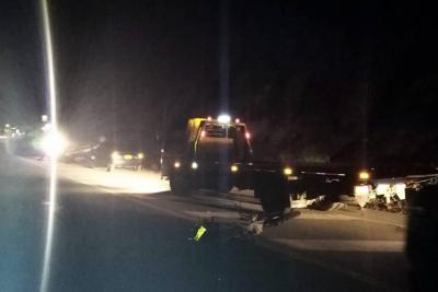 Falleció motociclista en vía a La Cemento de Bucaramanga
