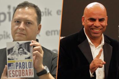 'Chicho' Serna e hijo de Pablo Escobar, procesados en Argentina