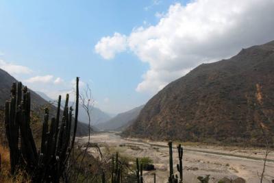 Deportista cayó a un abismo en el Cañón del Chicamocha