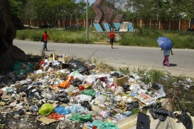 De acuerdo con  la ONU, solo el 9 % del plástico usado en el mundo se recicla