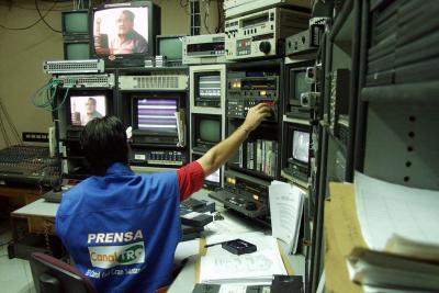 Gobierno pidió hundir proyecto que afectaba a canales regionales de televisión