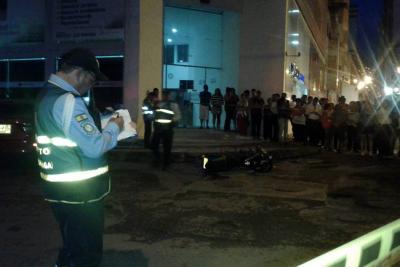 Muere motociclista en accidente en Bucaramanga