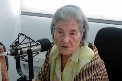 Falleció la docente Mercedes Pallares de Valbuena