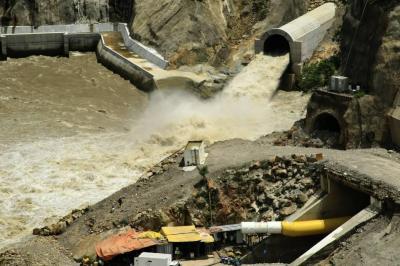Riesgo en Hidroituango sigue  siendo alto, según informe de EPM