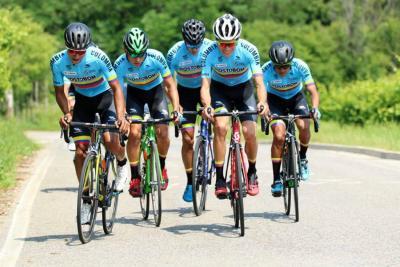Colombia afrontará desde hoy el Giro de Italia Sub23