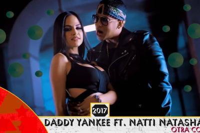 Natti Natasha responde a los rumores de romance con Daddy Yankee