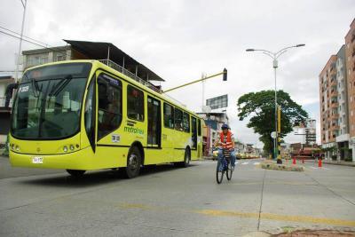 Este miércoles habrá día sin carro y moto en Bucaramanga