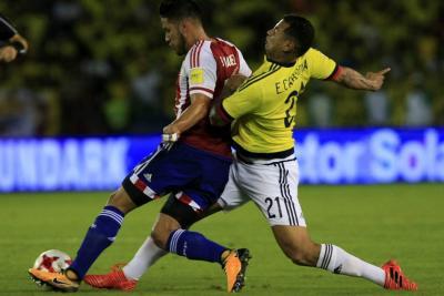 Emotiva carta de Edwin Cardona a sus compañeros de la Selección Colombia