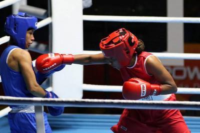 El boxeo colombiano 'pegó duro' en los Sudamericanos